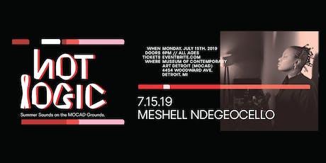 Meshell Ndegeocello tickets
