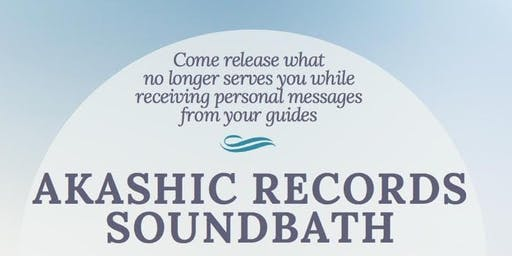Akashic Record Sound Bath