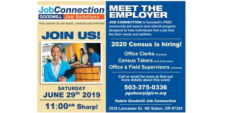 Hiring Event - Salem - 6/29/19 tickets