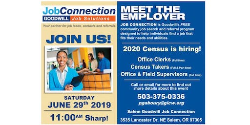 Hiring Event - Salem - 6/29/19