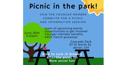 ASCE Picnic In The Park