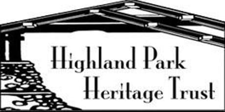 Oct 26, 2019 - Sycamore Grove Walking Tour - Highland Park Heritage Trust tickets