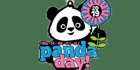 2019 PANDA Day 1 Mile, 5K, 10K, 13.1, 26.2 - Richmond tickets