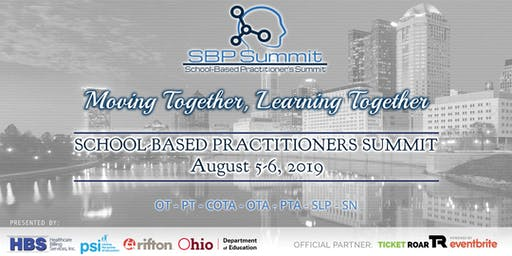 SBP Summit - The School-Based Practitioners Summit 2019
