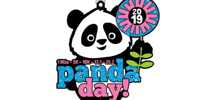 2019 PANDA Day 1 Mile, 5K, 10K, 13.1, 26.2 - Oakland