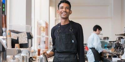 Careers in Coffee: Cafe Leadership  – San Francisco