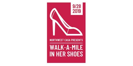 Northwest CASA's 6th Annual Walk a Mile in Her Shoes® 2019 tickets