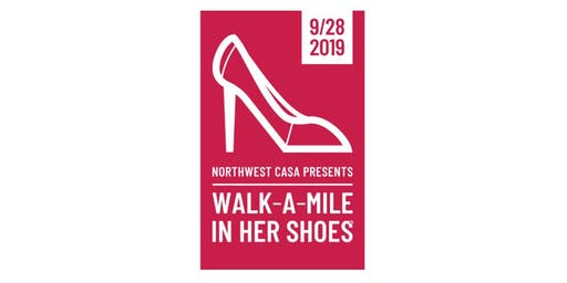 Northwest CASA's 6th Annual Walk a Mile in Her Shoes® 2019