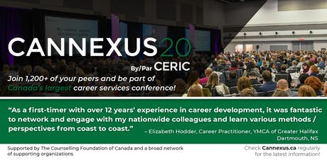 Cannexus20 - Super Saver tickets