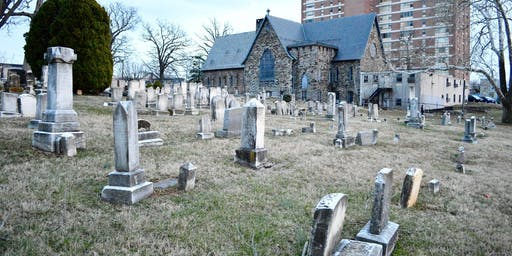 Tour of Historic St. Mary's Episcopal Cemetery