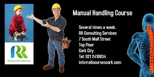 Manual Handling Course Cork