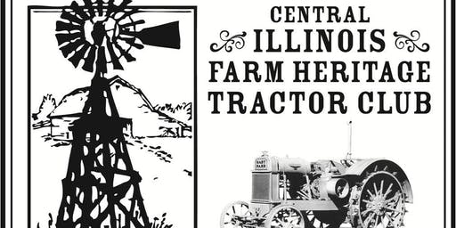 Summer Harvest Antique Tractor & Equipment Show