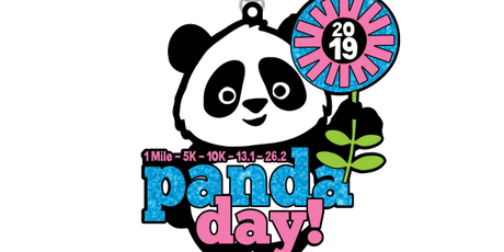 2019 PANDA Day 1 Mile, 5K, 10K, 13.1, 26.2 - Orlando tickets