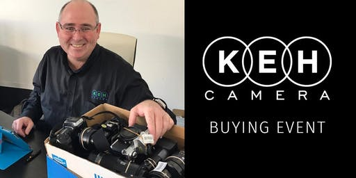 KEH Camera at Fort Worth Hampton Inn Hotel-Buying Event