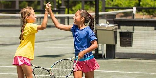 Girls Tennis Clinic