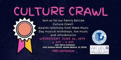 Culture Crawl - June