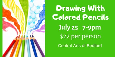 Drawing With Colored Pencils tickets