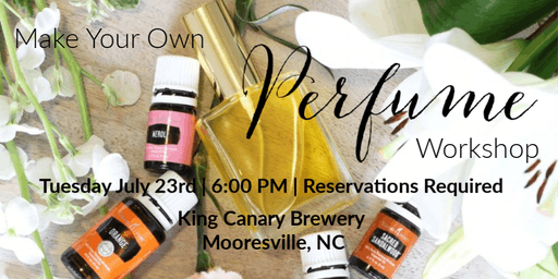 DIY Perfume Making Event