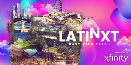 LatiNxt presented by Xfinity tickets