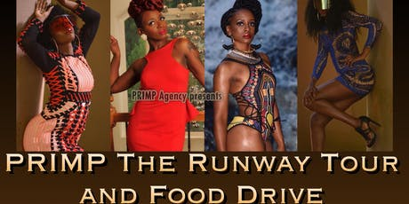 PRIMP The Runway Tour Baltimore, MD tickets