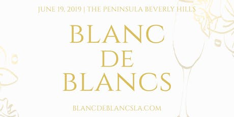 Blanc de Blancs: A Night in White! | All White Wine | All White Attire tickets