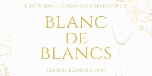 Blanc de Blancs: A Night in White! | All White Wine | All White Attire