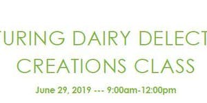 Delectable Creations Culturing Dairy with Dori Huenefel...