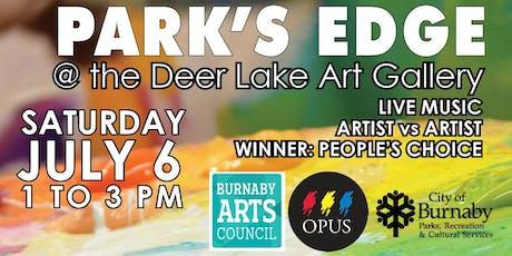 Park's Edge Paint Off tickets