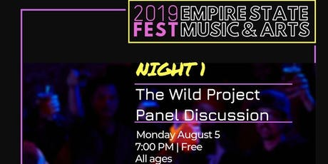 Empire State Music & Arts Festival Day 1 Panel Discussion tickets