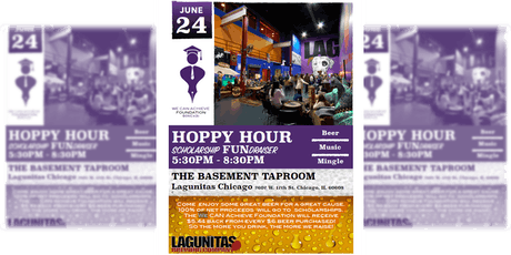 Hoppy Hour Scholarship Fundraiser tickets