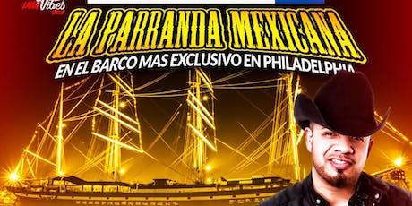 La Parranda Mexicana tickets