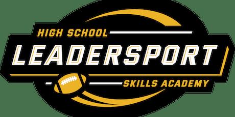 LEADERSPORT FOOTBALL SKILLS ACADEMY - RICHMOND, VA (FREE) tickets