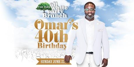 Omar's Birthday Brunch at The Park!  tickets
