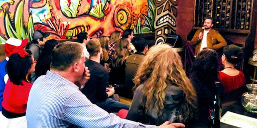 Stand Up Comedy at Divine Wineries, Downtown San Jose