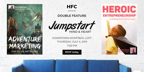 Jumpstart | Mind & Heart billets