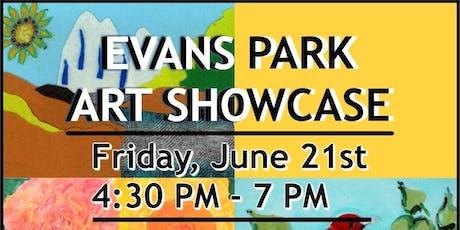 Evans Park Art Showcase! tickets