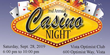 Soroptimist Casino Night Fundraiser tickets