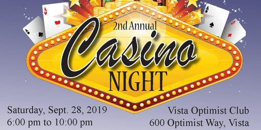 Soroptimist Casino Night Fundraiser