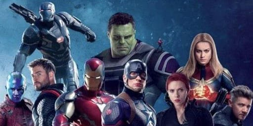 Avengers Adventure at Kids World Family Fun Center