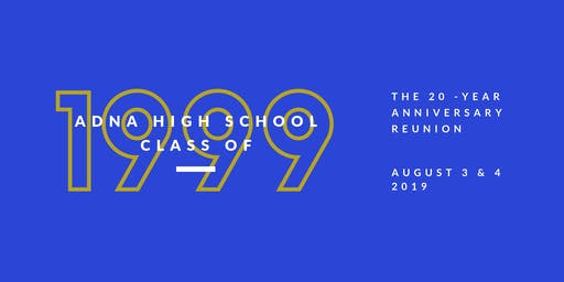 Adna High School Class of '99 20 Year Reunion