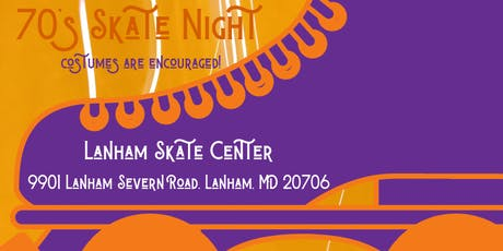 Roll Bounce: 70s Skate Night tickets