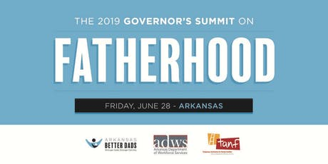 2019 Governor's Summit on Fatherhood tickets