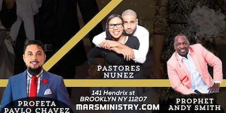 Congreso para la Familia en @marsministry Agosto 23, 24 y 25, 2019 tickets