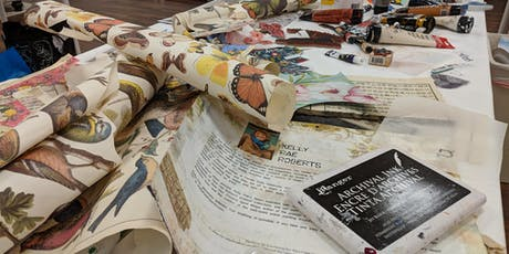 Mixed Media Wednesday August tickets