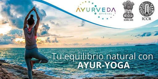 Tu equilibrio Natural con Ayur-Yoga