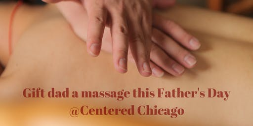 Therapeutic Massage at Centered Chicago