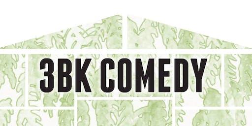 3BK Comedy June