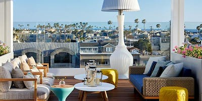 Spa Attendee Sign up - iconnection at Lido House Newport Beach, Ca - Friday August 23, 2019