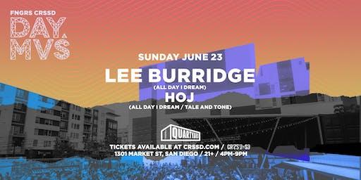 LEE BURRIDGE + HOJ