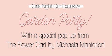 GNO GARDEN PARTY tickets